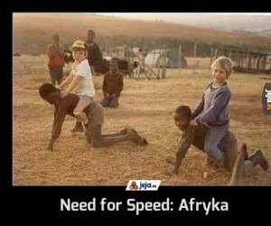 Need for Speed: Afryka