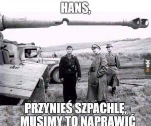 No, Hans, dalej!