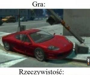 Fizyka w grach
