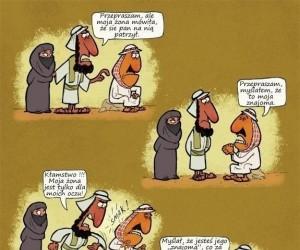 Najczęstszy problem w krajach arabskich