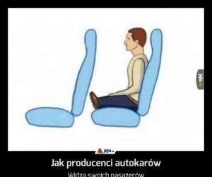 Jak producenci autokarów