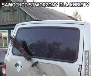 Samochód stworzony dla kobiety
