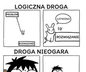 W moim życiu logika nie istnieje