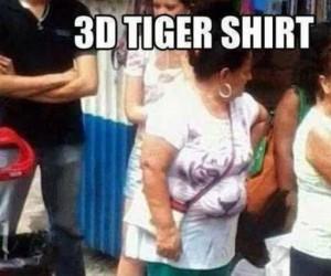 Pierwsza bluzka 3D!