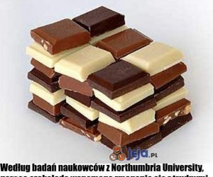 Jedzmy czekoladę!