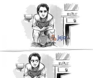 Kiedy pójdziesz do łazienki bez telefonu