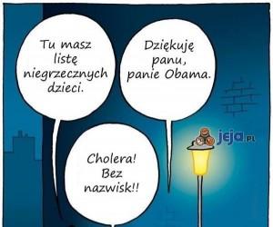 Obama dalej nas śledzi!