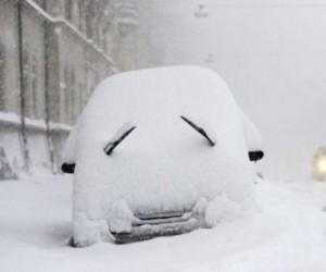Brrr... jak zimno