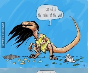 Velociraptory disneyowskie