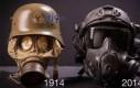 Ewolucja maski przeciwgazowej