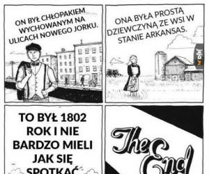 XIX-wieczna historia miłosna