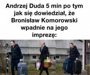 Sylwestra u Andrzeja odwołany