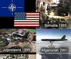 Och, po prostu USA...