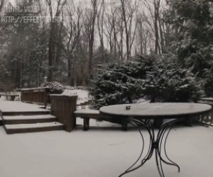 Kupa śniegu