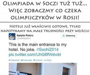 Olimpiada w Soczi tuż, tuż...