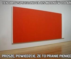 Ten obraz sprzedano za 105 milionów dolarów