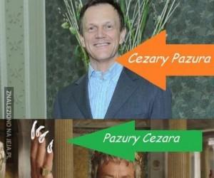 Pazury Cezara