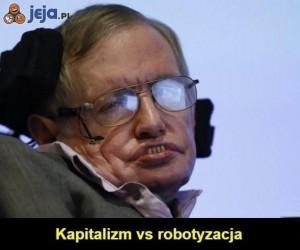 Kapitalizm vs robotyzacja