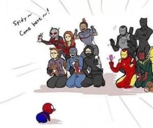 Spider-Man w CIVIL WAR