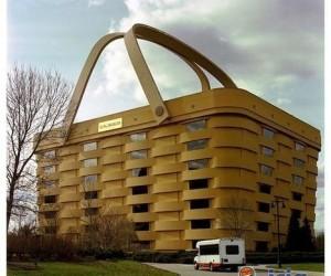 Niesamowite budynki
