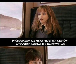 Chodź, Harry, pokażę Ci!