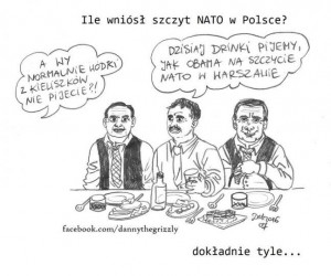 Szczyt NATO w Polsce