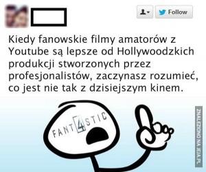 Co z tymi filmami?