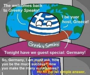 Sprytna Grecja