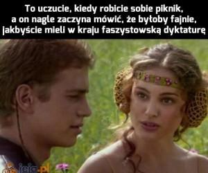 Zmień Dilera, Anakinie