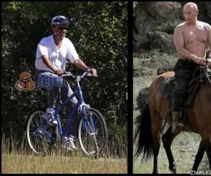 Obama kontra Putin