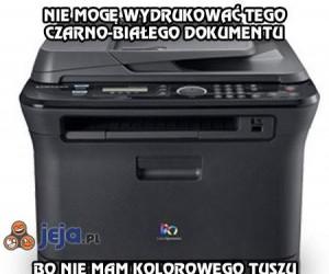 Logika drukarki