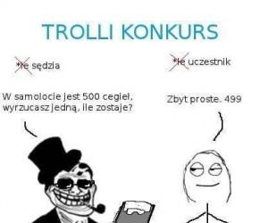 Trolli konkurs