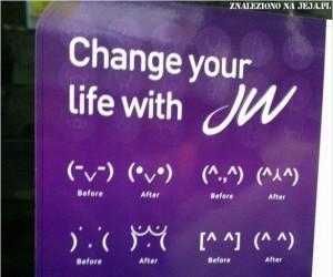Zmień swoje życie