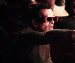 Kiedy pierwszy raz w życiu jesteś w kinie na filmie 3D