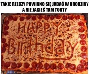 Idealna niespodzianka urodzinowa