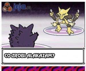 Alakazam używa Psy - Gangnam Style