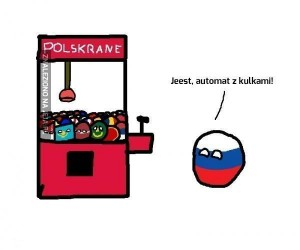 Automat z kulkami