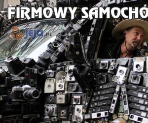 Firmowy samochód NSA
