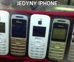 Jedyny iPhone