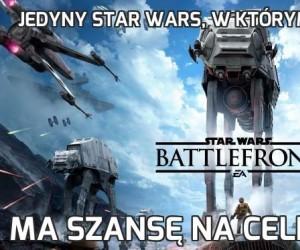 Jedyny Star Wars, w którym szturmowiec