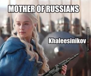 Khaleesinikov