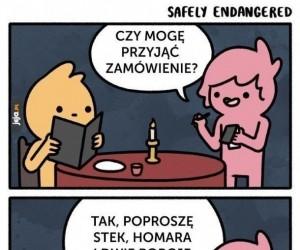 Jedzenie to moje towarzystwo