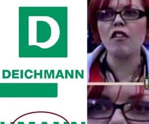 Nigdy więcej butów z Deichmanna