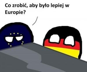 Co zrobić, aby było lepiej w Europie?