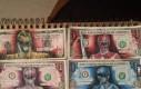 Tuningowane banknoty