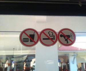 Ach, te zakazy...