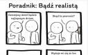 Poradnik bycia realistą