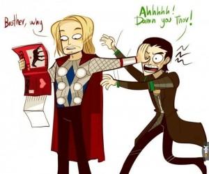 Loki, daj spokój...