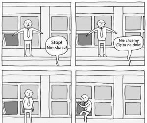 Jeszcze prostszy sposób na samobójcę