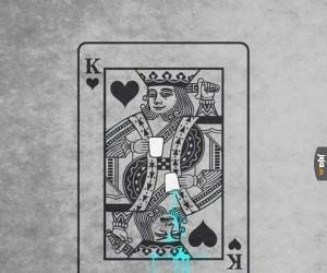 Ciężki jest żywot króla